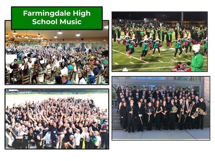 Farmingdale High School Music