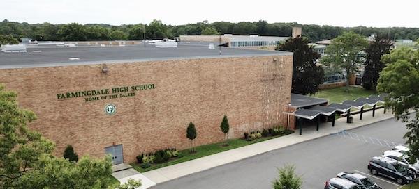 Farmingdale High School Building